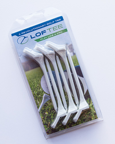 LofTee - White - 6pk